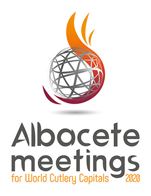 Albacete Meetings | For World Cutlery Capitals 2020 Logo